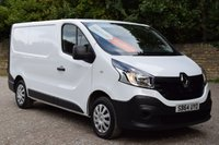 USED 2014 64 RENAULT TRAFIC 1.6 SL27 BUSINESS DCI S/R P/V  115 BHP