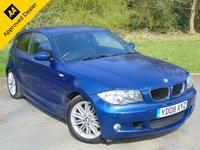 2008 BMW 1 SERIES 2.0 123D M SPORT 3d 202 BHP £7340.00