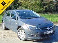 2012 VAUXHALL ASTRA 1.4 EXCLUSIV 5d 98 BHP £5402.00