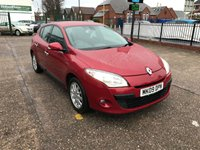 USED 2009 09 RENAULT MEGANE 1.5 PRIVILEGE DCI 5d 106 BHP Full Main Dealer Service History, £30 Per Year Road Tax.