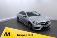 USED 2014 64 MERCEDES-BENZ E CLASS 2.1 E250 CDI AMG SPORT 2d AUTO 204 BHP SAT NAV - HEATED SEATS - LEATHER