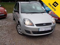 USED 2008 08 FORD FIESTA 1.2 STYLE 16V 5d 78 BHP SPORTY LOOKING! 1.25 L - 5 DOOR  - LOW INSURANCE GROUP - CD / AUX