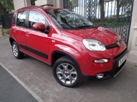 USED 2014 14 FIAT PANDA 1.2 MULTIJET 5dr 75 BHP 4x4 4X4 DIESEL STOP/START CITY STEERING MODE AIR/CON BLUETOOTH PHONE *** FINANCE & PART EXCHANGE WELCOME ***