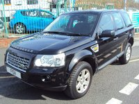 2008 LAND ROVER FREELANDER 2.2 TD4 GS 5d 159BHP £6590.00