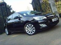 2011 VAUXHALL ASTRA 1.6 SE 5d 113 BHP £5499.00