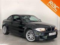 2012 BMW 1 SERIES 3.0 1M NAV/HK/HTD SEATS £45997.00