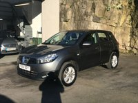 USED 2011 61 NISSAN QASHQAI 1.5 ACENTA DCI 5d 110 BHP 1 OWNER FROM NEW ** F.S.H ** CAMBELT AT 93K **