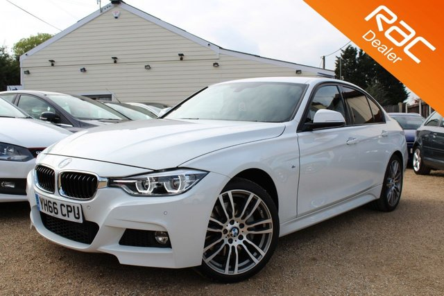 View our 2016 66 BMW 3 SERIES 3.0 335D XDRIVE M SPORT 4d AUTO 309 BHP