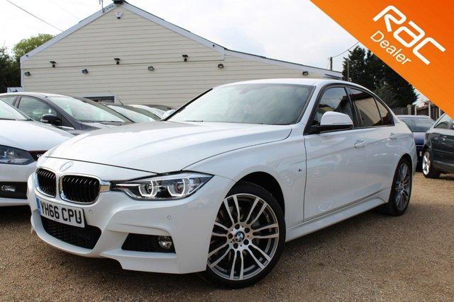 View our 2016 66 BMW 3 SERIES 3.0 335D XDRIVE M SPORT 4d AUTO 309 BHP