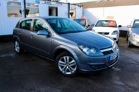USED 2007 57 VAUXHALL ASTRA 1.4 SXI 16V TWINPORT 5d 90 BHP