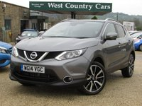 USED 2014 14 NISSAN QASHQAI 1.6 DCI TEKNA 5d AUTO 128 BHP Check out our 5* Reviews!