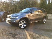 2004 BMW X5 3.0 D SPORT 5d AUTO FULL BLACK LEATHER SAT NAV HUGE HISTORY  £3990.00