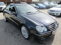 USED 2009 09 MERCEDES-BENZ CLK 2.1 CLK220 CDI AUTO AVANTGARDE 2d 148 BHP SUPERB SPEC !