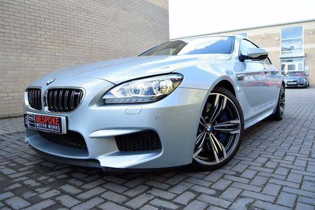 2014 64 BMW 6 SERIES M6 GRAN COUPE 4.4I TWIN TURBO DCT