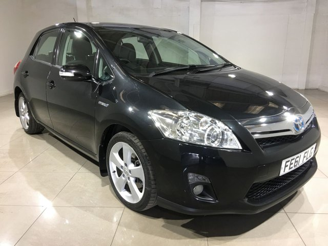 View our 2011 61 TOYOTA AURIS 1.8 T SPIRIT 5d AUTO 136 BHP