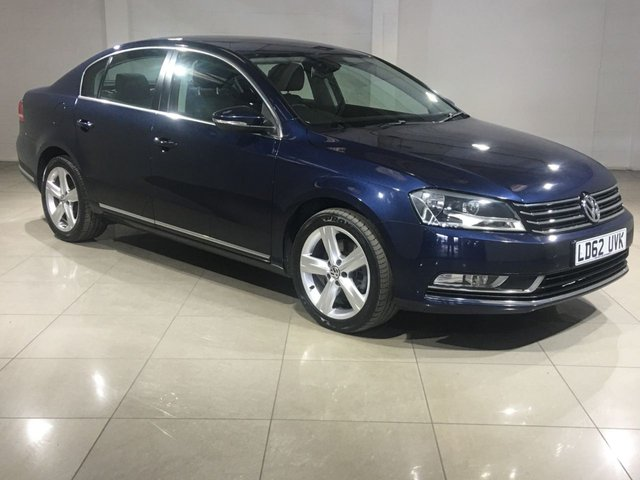 View our 2012 62 VOLKSWAGEN PASSAT 1.6 SE TDI BLUEMOTION TECHNOLOGY 4d 104 BHP