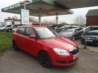 2011 SKODA FABIA 1.6 SE TDI CR 5d 103 BHP £3995.00