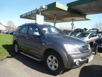 2005 KIA SORENTO 2.5 XS CRDI 5d 139 BHP £3995.00