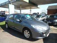 2007 PEUGEOT 307 1.4 S 5d 88 BHP £1995.00