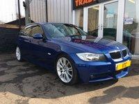USED 2008 08 BMW 3 SERIES 2.0 320D M SPORT 4d 174 BHP