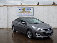 USED 2012 62 HYUNDAI I40 1.7 CRDI STYLE 4d 134 BHP FULL DEALER HISTORY SAT NAV LOW RATE FINANCE AVAILABLE