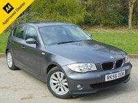 2006 BMW 1 SERIES 2.0 118D SE 5d  £4423.00