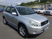 USED 2006 55 TOYOTA RAV4 2.0 XT4 VVT-I 5d 151 BHP High XT4 Spec Facelift Model, Stainless Side Bars, Service History