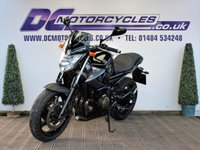 USED 2010 10 YAMAHA XJ6 DIVERSION N Only 10,303 Miles From New, Datatool Heated Grips, R&G Bar Ends & Crash Bungs, Lowered Seat, Lowered Spring, Short Exhaust, XJ6 Tank Protector, Givi Tinted Screen, Nssin Brakes
