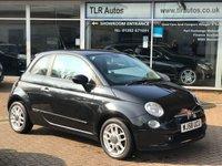 2008 FIAT 500 1.4 SPORT 3d 99 BHP £3995.00