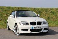 2011 BMW 1 SERIES 2.0 123D M SPORT 2d AUTO 202 BHP £13950.00
