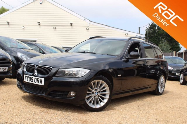 View our 2009 09 BMW 3 SERIES 3.0 325I SE TOURING 5d AUTO 215 BHP