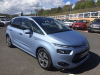 USED 2015 65 CITROEN C4 PICASSO 1.6 BLUEHDI EXCLUSIVE PLUS EAT6 5d AUTO 118 BHP 360 Surround cameras, Leather inserts, comfort seats, panoramic sunroof, Sat Nav +++