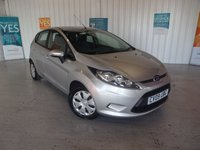 USED 2009 09 FORD FIESTA 1.6 ECONETIC TDCI 5d 88 BHP