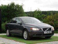 USED 2008 08 VOLVO S80 2.4 D SE 4d AUTO 161 BHP