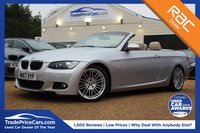 USED 2007 57 BMW 3 SERIES 2.0 320I M SPORT 2d 168 BHP HeatedSeats, Xenons, Cruise Control
