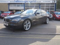 USED 2011 61 BMW 7 SERIES 3.0 730D M SPORT 4d AUTO 242 BHP OVER £2000 ON OPTIONAL EXTRAS
