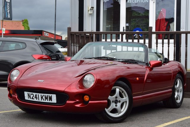 View our TVR CHIMAERA