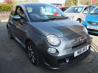 USED 2014 N ABARTH 500 1.4 ABARTH 3d 135 BHP