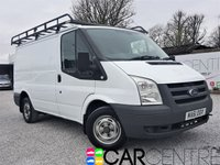 USED 2011 61 FORD TRANSIT 280 SWB 2.2 280 LR 1d 85 BHP 1 OWNER FROM NEW FSH
