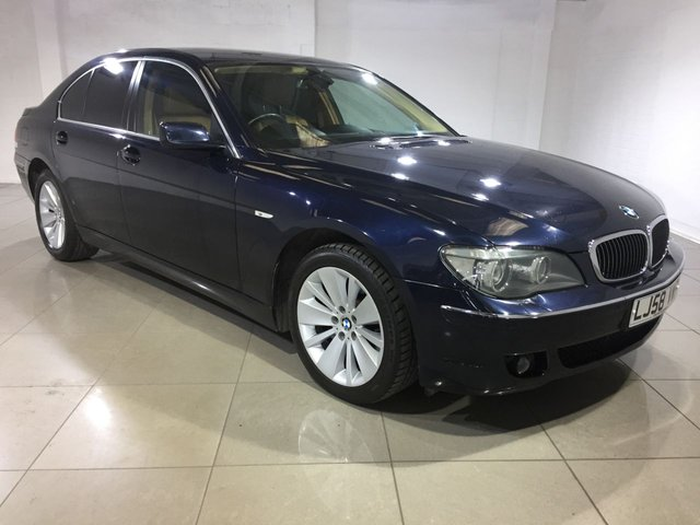 View our 2008 58 BMW 7 SERIES 3.0 730D SE 4d 228 BHP