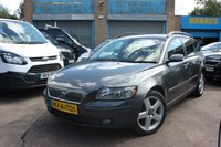 USED 2005 05 VOLVO V50 1.8 SE 5dr 125 BHP NEW MOT | LOW MILEAGE FOR THE YEAR