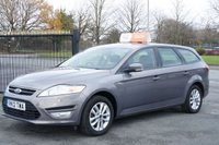 USED 2012 12 FORD MONDEO 2.0 TDCi Zetec 5dr ONLY 1 OWNER 6 Month Free RAC Warranty upgrade to 12 for ONLY £99