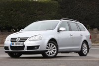 USED 2008 58 VOLKSWAGEN GOLF 2.0 SE TDI 5d 138 BHP 9 Service Stamps