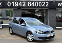 USED 2009 09 VOLKSWAGEN GOLF 1.4 S 5d 79 BHP