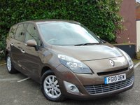 2010 RENAULT GRAND SCENIC 1.5 PRIVILEGE TOMTOM DCI 5d 7 SEATER £4810.00