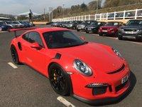 2016 PORSCHE 911 4.0 GT3 RS PDK 2d AUTO 494 BHP £220000.00