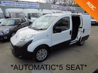 USED 2013 13 FIAT FIORINO *AUTOMATIC*5 SEAT CREW VAN* 1.3 Turbo Diesel *2 x Side Doors*