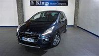 USED 2014 63 PEUGEOT 3008 1.6 HDI ACTIVE 5d 115 BHP One Owner,Full Service History, New Shape.