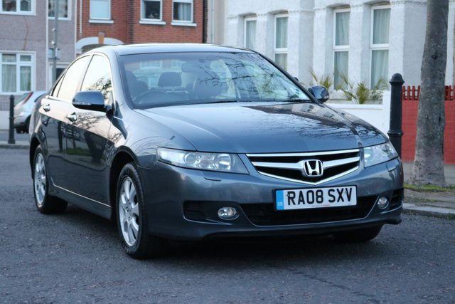 2008 08 HONDA ACCORD 2.2 I-CTDI EXECUTIVE 4d 140 BHP
