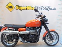 USED 2013 13 TRIUMPH SCRAMBLER 865 BONNEVILLE  GOOD & BAD CREDIT ACCEPTED, OVER 300+ BIKES